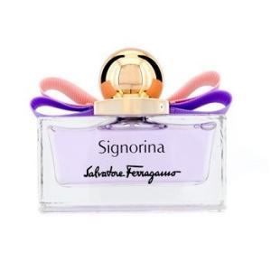 フェラガモ Salvatore Ferragamo 香水 シグノリナ オードトワレ スプレー 50ml/1.7oz|belleza-shop