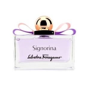 フェラガモ Salvatore Ferragamo 香水 シグノリナ オードトワレ スプレー 100ml/3.4oz|belleza-shop
