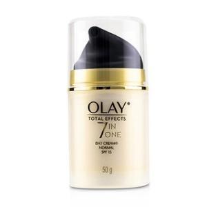 オーレイ Olay クリーム トータル エフェクト 7in1 ノーマル デイ クリーム SPF15 50g/1.7oz|belleza-shop