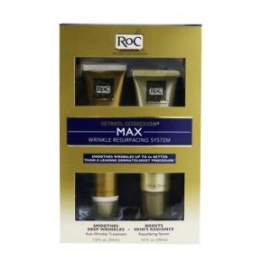 ロック ROC スキンケア コフレ レチノール コレクシオン マックス リンクル リサーフェーシング システム 2pcs|belleza-shop
