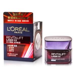 ロレアル L'Oreal クリーム リバイタリフト レーザー X3 AA クリーム 50ml/1.7oz|belleza-shop