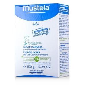 ムステラ Mustela ソープ ジェントル ソープ with コールドクリーム 150g/5.29oz belleza-shop