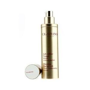 クラランス Clarins 美容液 シェーピング フェイシャル リフト トータル V コントゥアリング セラム 50ml/1.6oz|belleza-shop