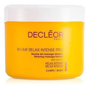 デクレオール Decleor バーム リラクシング マッサージ バーム(サロンサイズ) 500ml/16.9oz|belleza-shop