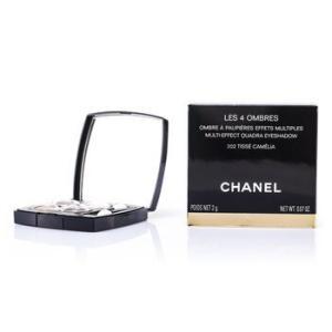 シャネル Chanel アイシャドウ レ キャトル オンブル クアドラ - No.202 ティセカメリア 2g/0.07oz belleza-shop