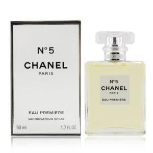 シャネル Chanel 香水 No.5 オー プルミエール スプレー 50ml/1.7oz|belleza-shop