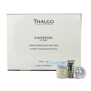タルゴ Thalgo スキンケア コフレ エクセプション アルティメイト タイム ソリューション リチュアル AA トリートメント プロトコル 6 treatments|belleza-shop