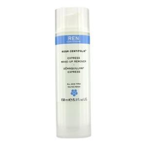レン Ren クレンジング ローザセンチフォリア エクスプレス メイクアップ リムーバー 150ml/5.1oz|belleza-shop