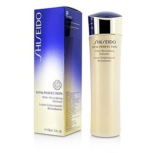 資生堂 Shiseido ローション バイタル パーフェクション ホワイト リバイタライジング ソフナー 150ml/5oz|belleza-shop