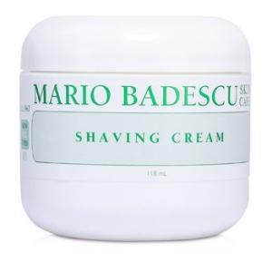 マリオバデスク Mario Badescu シェービング メンズ シェービングクリーム 118ml/4oz belleza-shop