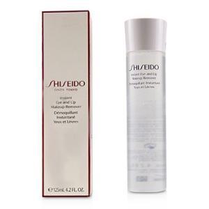 資生堂 Shiseido クレンジング インスタント アイ&リップ メイクアップ リムーバー 125ml/4.2oz|belleza-shop