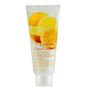 3W クリニック 3W Clinic ハンドケア ハンドクリーム #Lemon 100ml/3.38oz belleza-shop