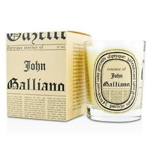 ディプティック センティッド キャンドル Essecnce Of John Galliano 190...