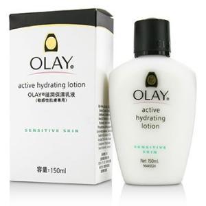 オーレイ Olay ローション アクティブ ハイドレーティング ローション(敏感肌用) 150ml/5oz|belleza-shop
