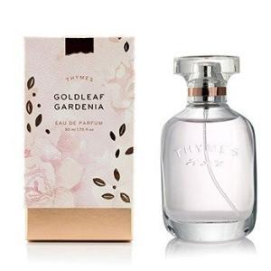 タイムズ Thymes 香水 ゴールドリーフ ガーデニア オードパルファム スプレー 50ml/1.75oz|belleza-shop