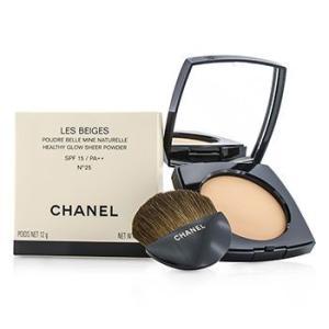 シャネル Chanel パウダー レ ベージュ ヘルシー グロウ シアー パウダー SPF15 #25 12g/0.42oz|belleza-shop