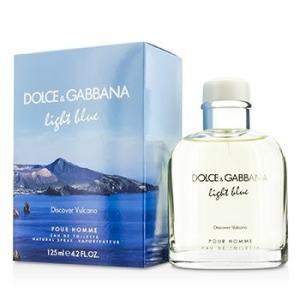 ドルチェ&ガッバーナ  Dolce & Gabbana 香水 ライト ブルー ディスカバー ヴルカーノ オードトワレ スプレー 125ml/4.2oz|belleza-shop