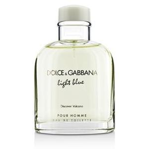 ドルチェ&ガッバーナ  Dolce & Gabbana 香水 ライト ブルー ディスカバー ヴルカーノ オードトワレ スプレー 125ml/4.2oz|belleza-shop|02