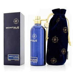 モンタル Montale 香水 アンバー&スパイス オード パルファム スプレー 100ml/3.4oz|belleza-shop