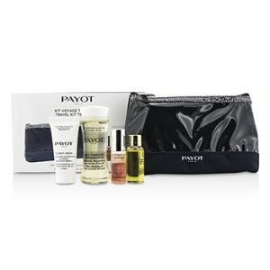 パイヨ Payot トラベルセット トラベル キット トップ トゥ トゥー セット 4pcs+バッグ|belleza-shop