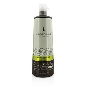 マカダミアナチュラルオイル Macadamia Natural Oil ヘアリンス、コンディショナー プロフェッショナル ウェイトレス モイスチャー コンディショナー 1000ml/|belleza-shop