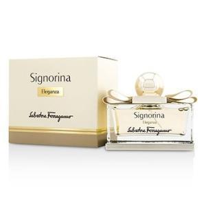 フェラガモ Salvatore Ferragamo 香水 シニョリーナ エレガンツァ オードパルファム スプレー 50ml/1.7oz|belleza-shop