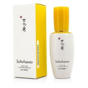 ソルファス Sulwhasoo 美容液 ファースト ケア アクティベイティング セラム EX 60ml/2oz|belleza-shop