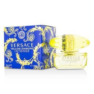 ベルサーチ Versace 香水 イエロー ダイヤモンド インテンス オードパルファム スプレー 50ml/1.7oz|belleza-shop