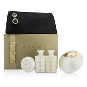 ブルガリ Bvlgari 香水 アクア ディビーナ コフレ 4pcs+ポーチ|belleza-shop