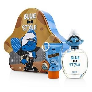 ザ スマーフ The Smurfs 香水 ブレイニー コフレ 3pcs belleza-shop