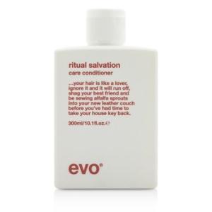 エボ Evo ヘアケア リチュアル サルベーション ケア コンディショナー(For Colour-Treated、Weak、Brittle Hair) 300ml/10.1oz