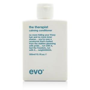 エボ Evo ヘアケア ザ セラピスト カーミング コンディショナー(For Dry、Frizzy、Colour-Treated Hair) 300ml/10.1oz