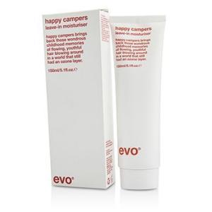 エボ Evo ヘアケア ハッピー キャンパーズ リーブ イン モイスチャライザー(For Colour-Treated、Weak、Brittle Hair) 150ml/5.1oz