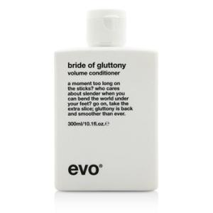 エボ Evo ヘアケア ブリッド オブ グラトニー ボリューム コンディショナー(For All Hair Types、Especially Fine Hair) 300ml/10.1oz