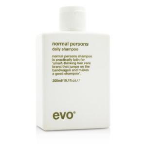 エボ Evo ヘアケア ノーマル パーソンズ デイリー シャンプー(For All Hair Types、Especially Normal to Oily Hair) 300ml/10.1oz