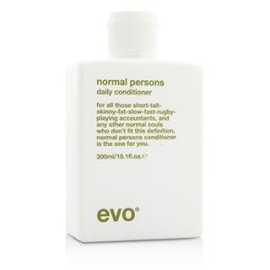 エボ Evo ヘアケア ノーマル パーソンズ デイリー コンディショナー(For All Hair Types、Especially Normal to Oily Hair) 300ml/10.1oz