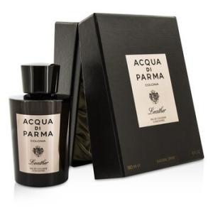 アクアディパルマ Acqua Di Parma 香水 コロニア レザー オーデコロン コンセントレート スプレー 180ml/6oz|belleza-shop
