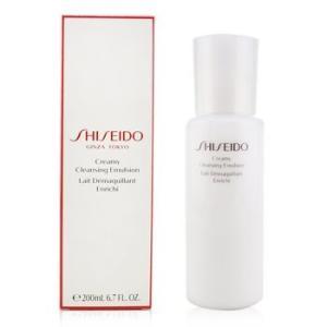 資生堂 Shiseido クレンジング クリーミー クレンジング エマルジョン 200ml/6.7oz|belleza-shop