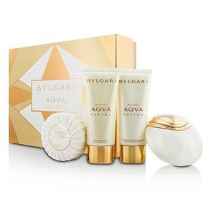 ブルガリ Bvlgari 香水 アクア ディヴィーナ コフレ 4pcs|belleza-shop
