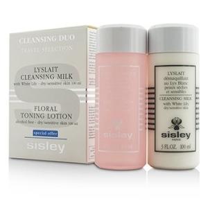 シスレー Sisley トラベルセット クレンジング デュオ トラベル セレクション セット 2pcs|belleza-shop
