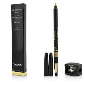 シャネル Chanel アイライナー ル クレイヨン ユー - No.57 Or Safran 1g/0.03oz belleza-shop