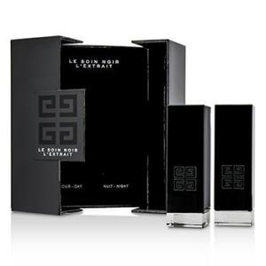 ジバンシー Givenchy スキンケア コフレ ル ソワン ノワール レクストレ 2pcs|belleza-shop