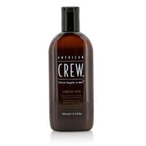 アメリカンクルー American Crew ヘアスタイリング メンズ メン リキッド ワックス (Hair Control、 Medium Hold and Shine) 150ml/5.1oz|belleza-shop