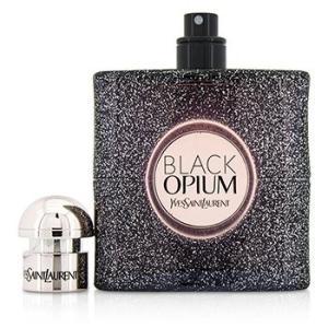 イブサンローラン Yves Saint Laurent 香水 ブラック オピウム ニュイ ブランシュ オードパルファム スプレー 50ml/1.6oz|belleza-shop|03