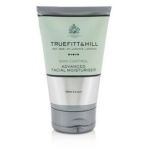 トゥルフィット&ヒル Truefitt & Hill 乳液 メンズ スキンコントロール アドバンスド フェイシャル モイスチャライザー (New Packaging) 100ml|belleza-shop
