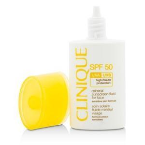 クリニーク Clinique サンケア、タンニング ミネラル サンスクリーン フルイド フォー フェイス SPF50 - Sensitive Skin Formula 30ml/1oz|belleza-shop