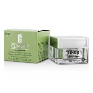 クリニーク Clinique マスク スカルプトウェア コントゥーリング マッサージ クリーム マスク For All Skin Types 50ml/1.7oz|belleza-shop