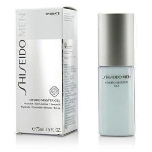 資生堂 Shiseido 乳液 メンズ メン ハイドロ マスター ジェル 75ml/2.5oz|belleza-shop