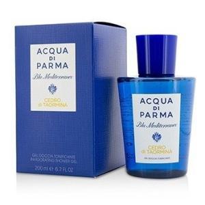 アクアディパルマ Acqua Di Parma シャワージェル ブルーメディテラネオ セドロ ディ タオルミーナ インビゴレイティング シャワー ジェル 200ml/6.7oz|belleza-shop
