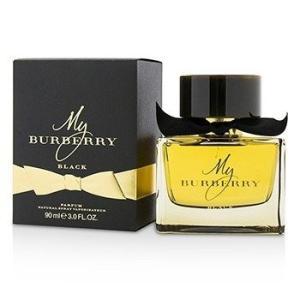 バーバリー Burberry 香水 マイ バーバリー ブラック オードパルファム スプレー 90ml/3oz|belleza-shop